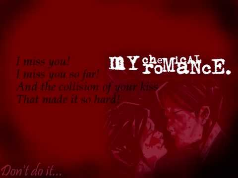 My Chemical Romance - Cemetery Drive (lyrics)
