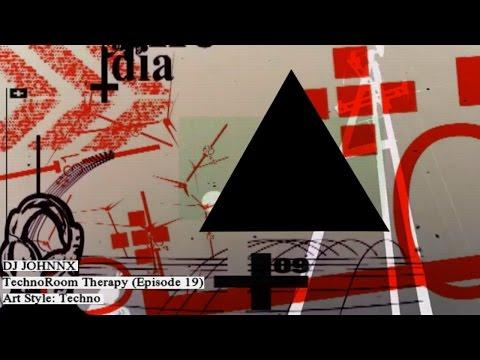 TechnoRoom Therapy | Episode 19: DJ Johnnx