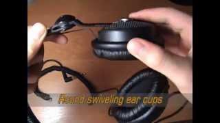 BEHRINGER HPX4000 (Unboxing-Review)