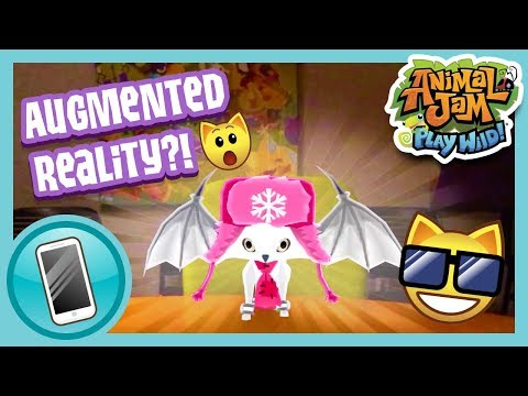 Augmented Reality in Play Wild?! | Animal Jam - Play Wild!