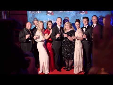 Les Misérables Australian Premiere