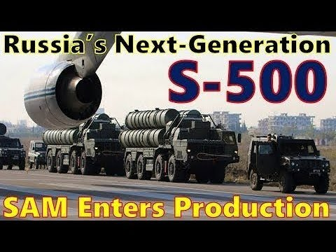 BREAKING: Putin Gives Order: Prepare Secret S-500 System For Mass Production!