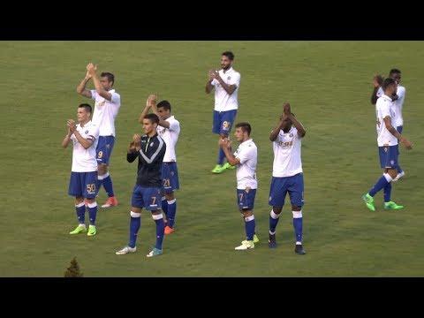 HNTV sažetak: NK RUDAR VELENJE vs HNK HAJDUK 2:2 (prijateljska pripremna utakmica)