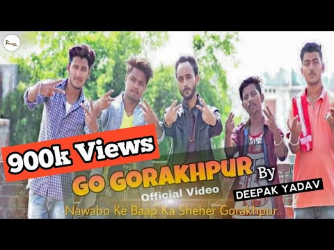 Go Gorakhpur Official Video Song | Dmusic | Deepak Yadav | Shudhanshu Singh | Gorakhpur Club