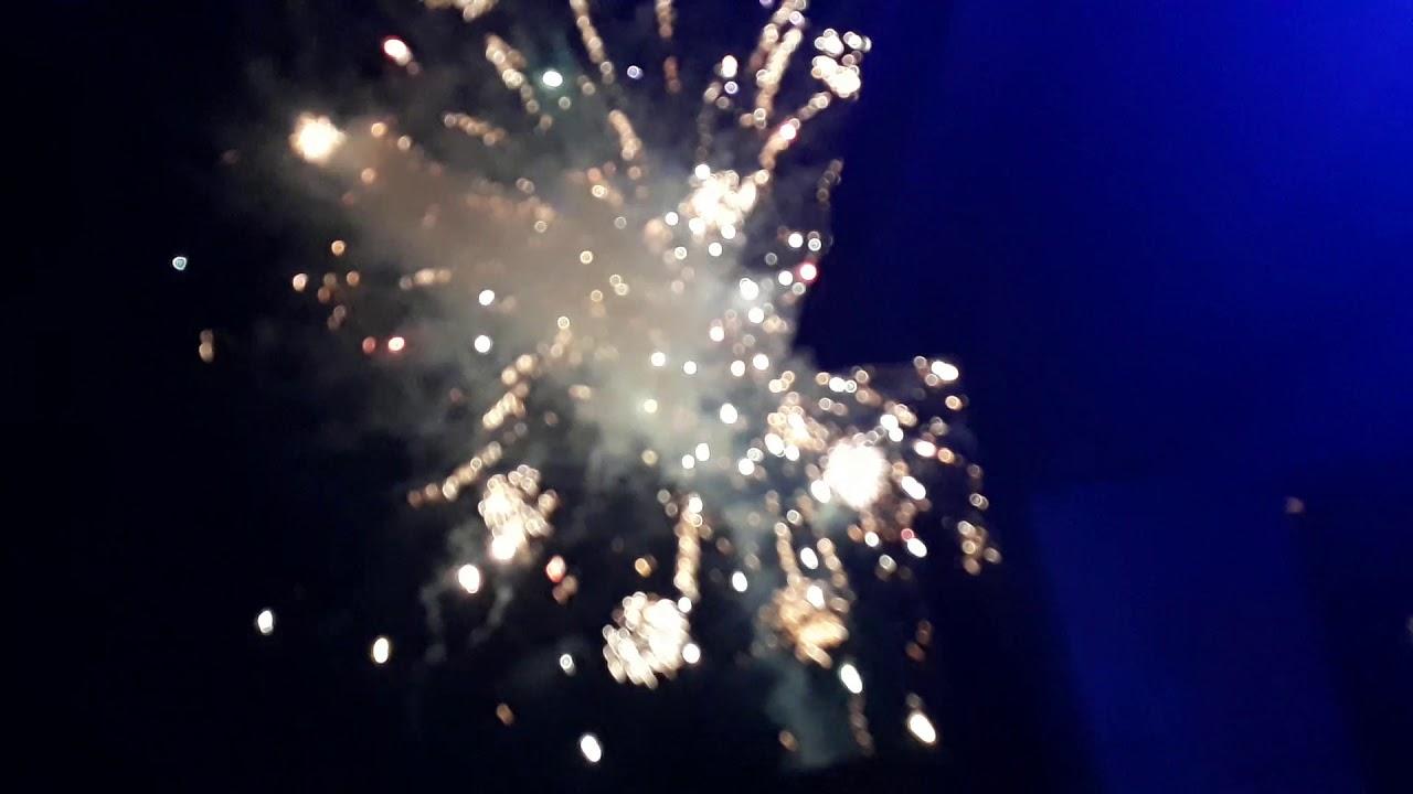 Happy New Year In Puerto Rico 1/1/18 - YouTube