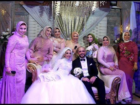 c93ad7127  اصحاب العروسه السبع بنات في الفرح قدموا نفسهم للعريس وكانت المفاجأة  للعروسة قوية Wedding Tone - YouTube