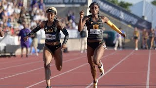 USC's Angie Annelus repeats as NCAA 200-meter champion on photo finish