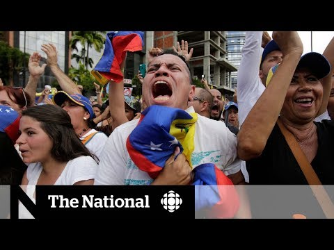 Why new mass protests may signal change for Venezuela