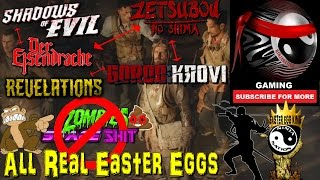 real zombies marrathon   the full bo3 zombies easter egg story pt 1 soe de zns