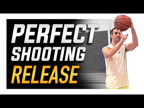 The Perfect Basketball Shooting Release: How to Find Yours (HD)