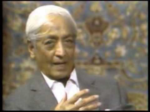 J. Krishnamurti - San Diego 1972 - Conversation 1 - Listening is a great miracle