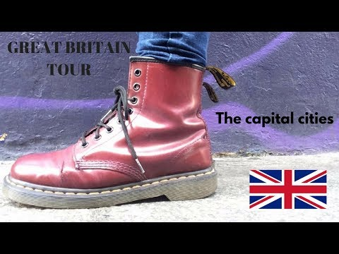 [TRIP] GREAT BRITAIN TOUR/THE CAPITAL CITIES