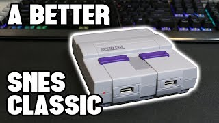 This is the SNES Classic Nintendo SHOULD Have Made