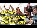 Reading Chilli Festival - Chili Eating Contest - Saturday 15th June 2019