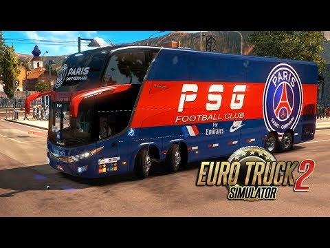 ETS 2 - Paris Saint Germain Skin Do Time