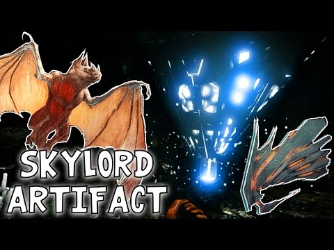 ARK: Survival Evolved - BONGO ISLAND - Skylord Artifact! [16]
