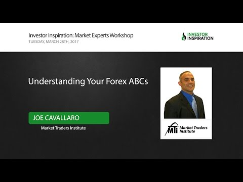 Understanding Your Forex ABCs | Joe Cavallaro
