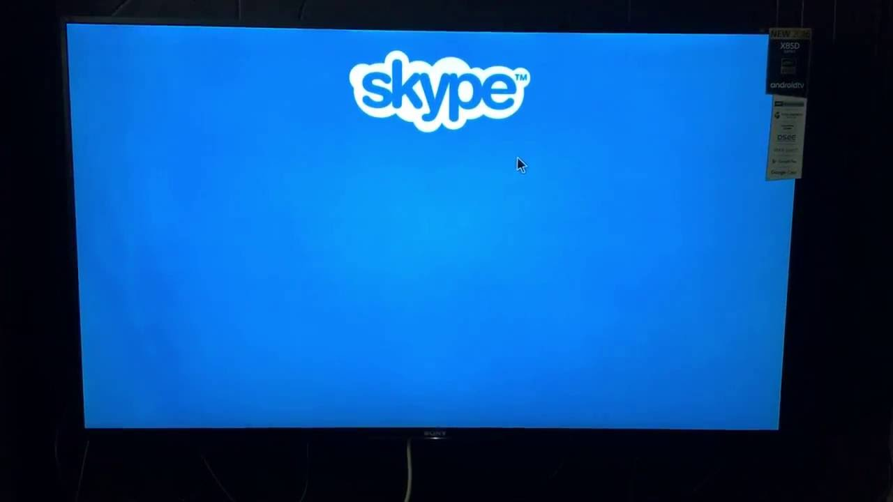 Skype for android tv,install any app (apk) on android tv