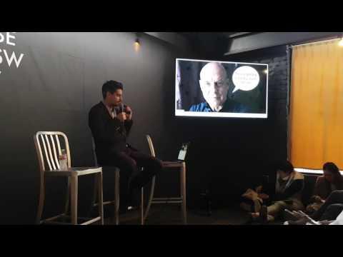 point of origin at SXSW: Invisible Marketing: AI Will Transform Your Brand