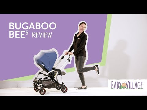 bugaboo-bee⁵-pram-|-stroller-review