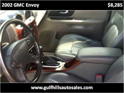 2002 GMC Envoy Used Cars Ocean Springs MS