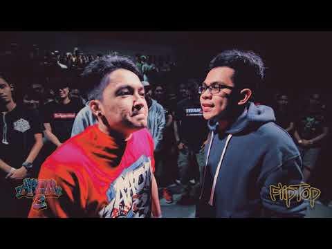 FlipTop - Jonas vs CripLi