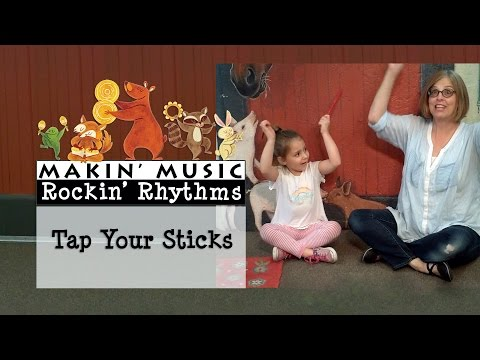 Tap Your Sticks
