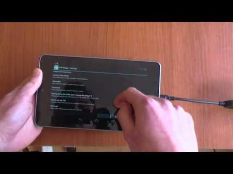 instalare modem 3g pe tableta Android
