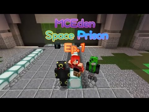 Ranking Up! | MCEden Space Prison Ep.1