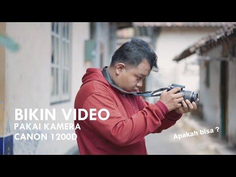 Cara  ganti Efek Pada Kamera Canon 1200 d.