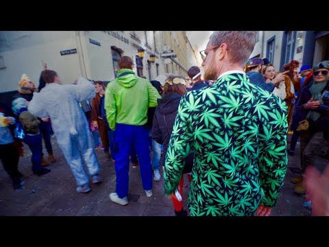 THE WEED SUIT - Carnival 2018
