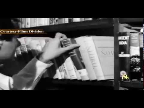 Prime Minister Jawaharlal Nehru Very RARE Film