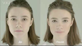 Nude-макияж от Алены Бойко | Саша Кугат в #VogueUABeauty(Vogue UA запускает серию бьюти-уроков, в которых визажист Алена Бойко учит делать модный макияж в домашних..., 2016-12-02T16:28:14.000Z)