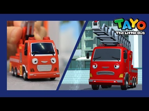 Thumbnail: 📌The New Emergency Center l Tayo's Mini World #3 l Tayo the Little Bus