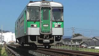 徳島地区単行普通列車(HD画質対応)