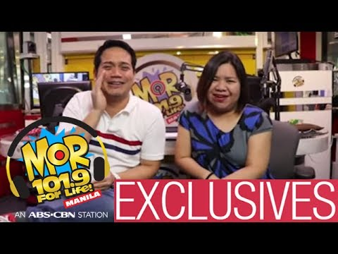 Dear MOR Exclusives: Popoy At Jasmin, Sumagot Na!