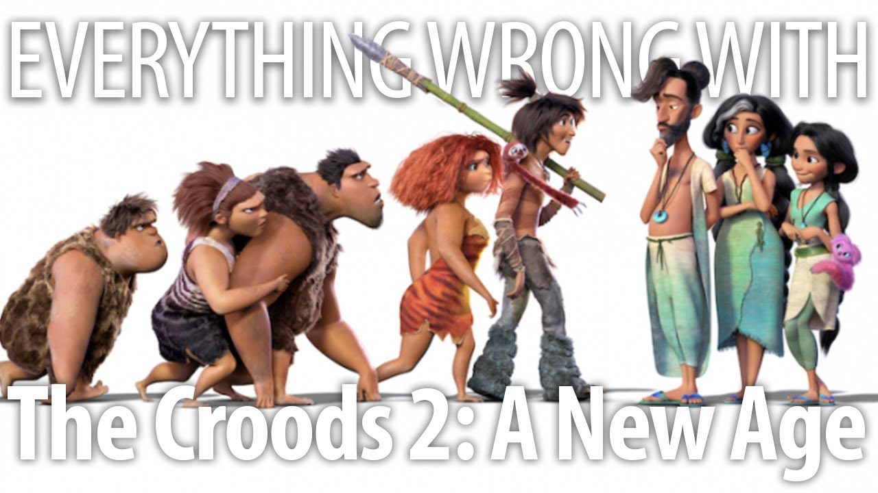 Download Everything Wrong With The Croods 2: A New Age In 20 Minutes Or Less