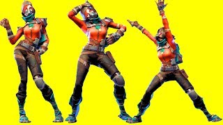 Fortnite All Dances Season 1-6 with Mayhem Updated to Criss Cross
