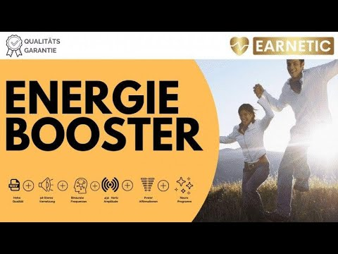 EARNETIC - Energiebooster - Instrumental