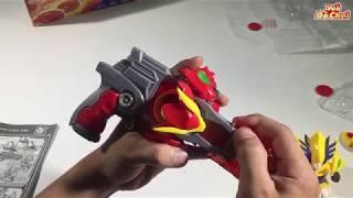 Chiến Long Xạ Thủ -  Rồng Đỏ Bão Lửa Siêu Cấp -  Vua Đồ Chơi