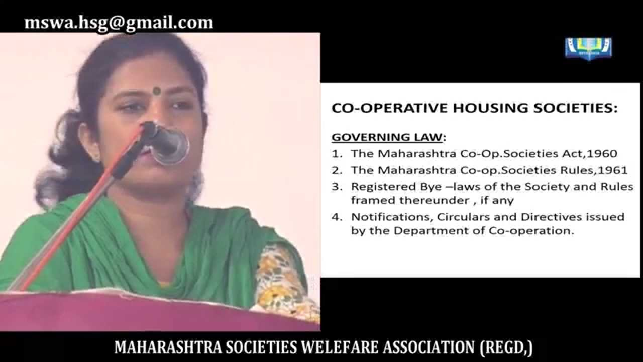 new model bye laws of the cooperative housing society, ca shilpa
