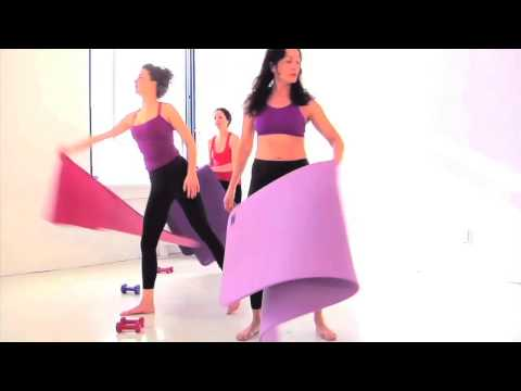 Butterfly Coach Women's Fitness Workout