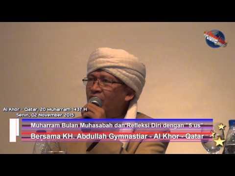 KH  Abdullah Gymnastiar-Al Khor-Qatar - 5 us. Bag 2