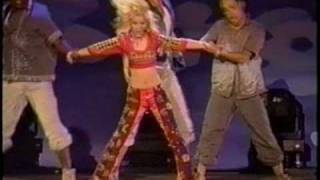 Christina Aguilera-Genie in the bottle...FIRST LIVE on TV !!! HQ
