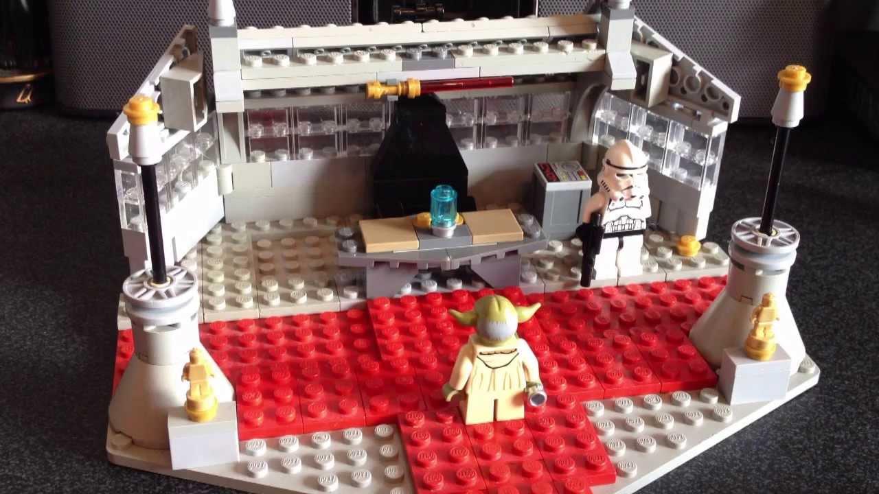 lego palpatines office moc youtube. Black Bedroom Furniture Sets. Home Design Ideas