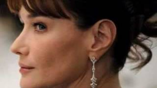 """Carla Bruni """"La Vie en Rose"""""""