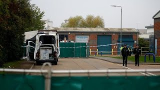 UK lorry deaths: 39 victims found in lorry container were Chinese nationals, Essex Police confirm
