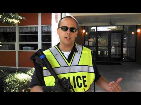 Murfreesboro Police Training in School Shooting Scenerio