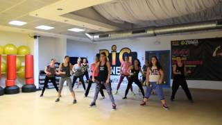 K7 - Come Baby Come (Zumba®Toning Choreo)