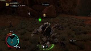 Shadow of War New update gameplay pt1